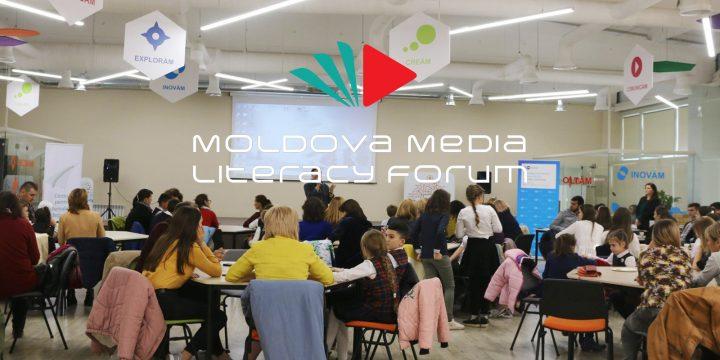CJI lansează primul forum de educație media – Moldova Media Literacy Forum
